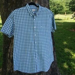 Dockers Checked Button-Down XL